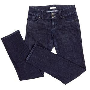 CAbi #201 Lou Lou Straight Slim Jeans
